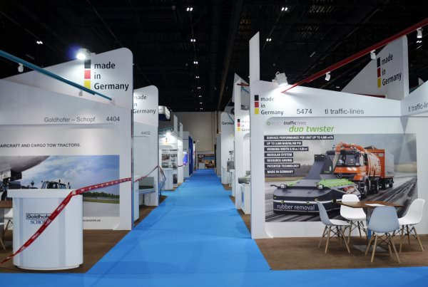 Germany Pavilion @ Airport Show 2019