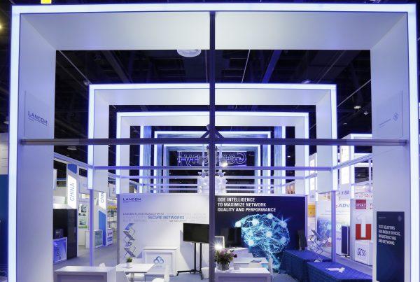 Germany Pavilion @ Gitex Technology Week 2019, 186sqms