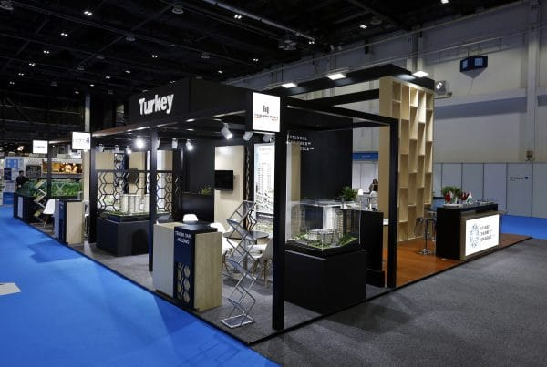 Turkish Pavilion @ Cityscape Dubai 2019