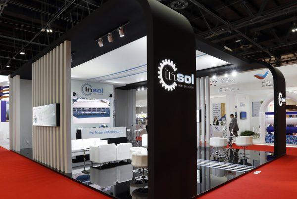 INSOL @ Gulfood Manufacturing 2019