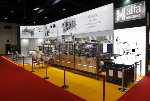 Alfa Machine @ Gulfood Manufacturing 2019