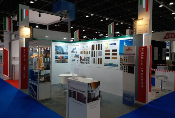 Italian Pavilion @ The Big 5 Show 2019, 459sqms