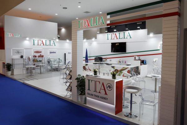Italy @ Gulfood 2020