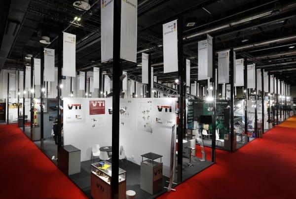 German Pavilion @ Intersec 2020, 807 sqms