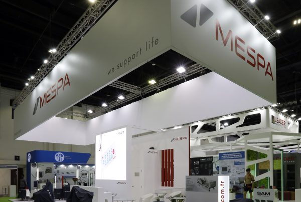 Mespa @ Arab Health 2020