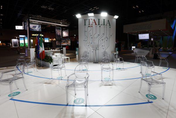 Italy @ GFS 2020, 90sqms